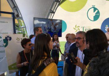 Al via Festivaletteratura – Intervista Mattia Palazzi – Sindaco di Mantova