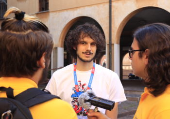 Emanuele Penocchio – Coordinatore Gruppi di lettura
