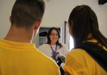 Volontari Sala Stampa