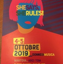 She Says She Rules – voce all'assessore